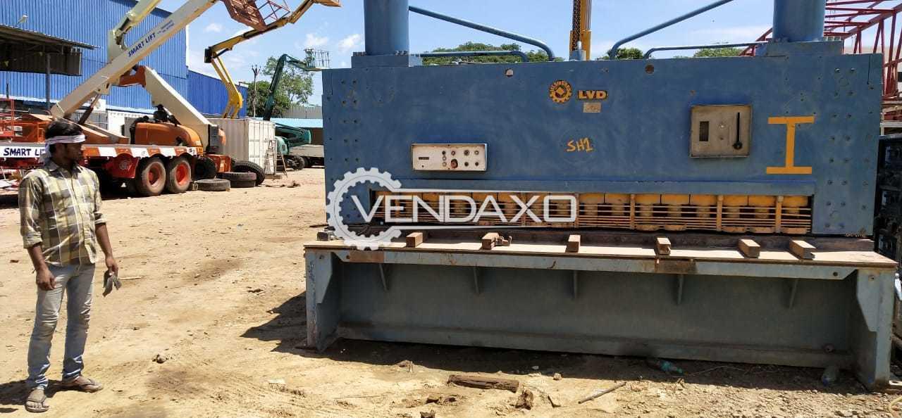 LVD Hydraulic Shearing Machine - 16 mm