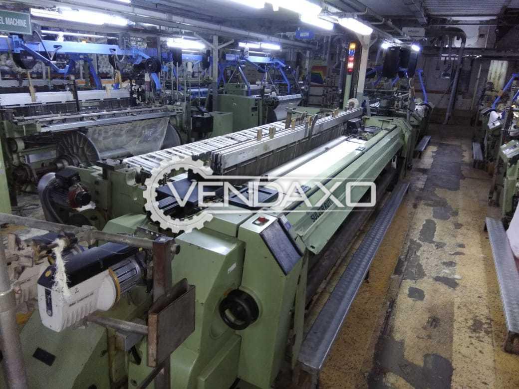 20 Set Of Sulzer Ruti P7200 Loom Machine - Width - 220 & 390 CM