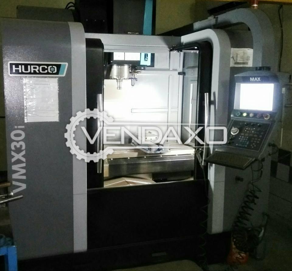 Hurco VMX30i CNC Vertical Machining Center