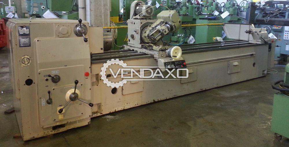 WMW ZFWVG  3150 Thread Milling Machine - Max. Working Length : 3150 mm