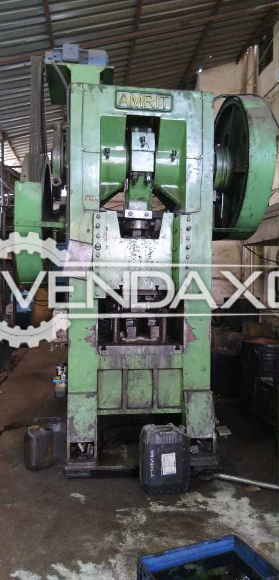 AMRIT Make Mechanical Power Press - 300 Ton