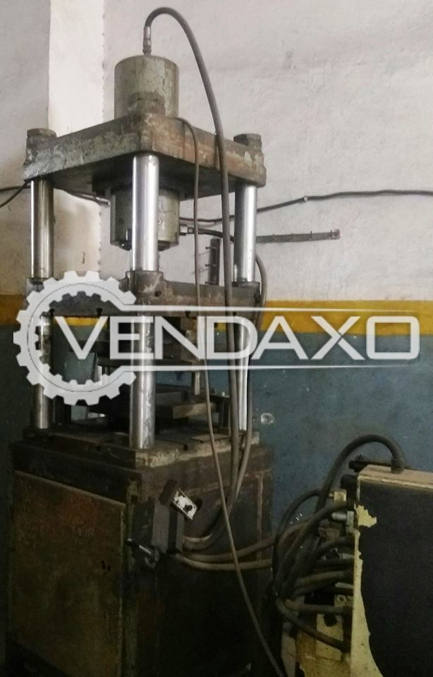 Hydraulic Power Press - 50 Ton