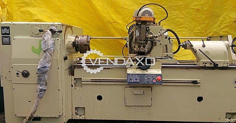 WMW ZFWVG 1250 Thread Milling Machine - Max.Workpiece Diameter : 250 mm