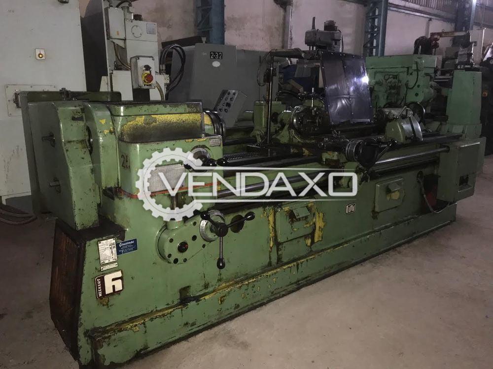 WMW Make Thread Milling Machine - Max.Job Length : 2000 mm