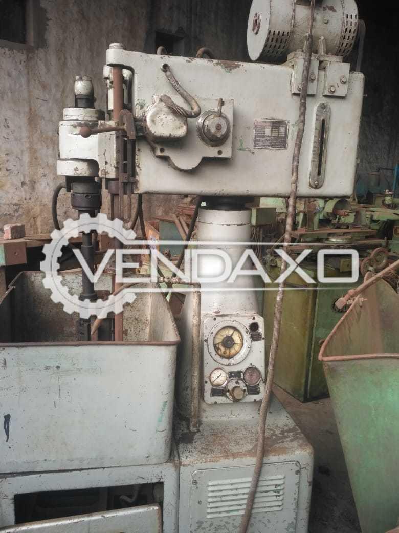 Delapena Vertical Honning Machine - 80 X 800 mm