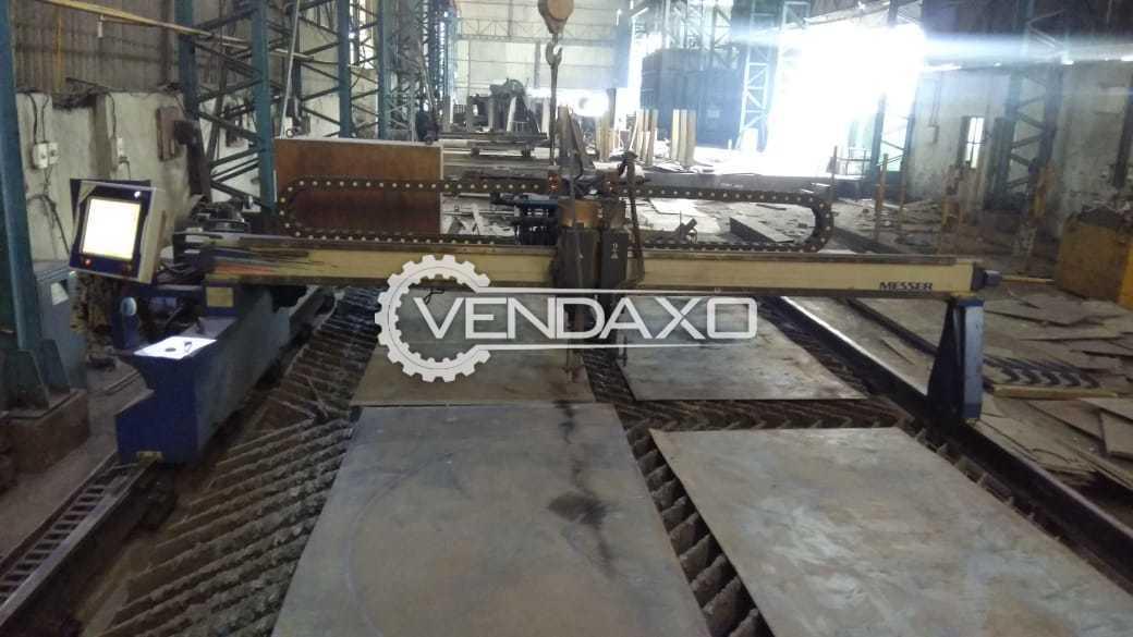 Messers COMCUT CNC Plasma/Oxy Cutting Machine - 16000 x 4100 mm