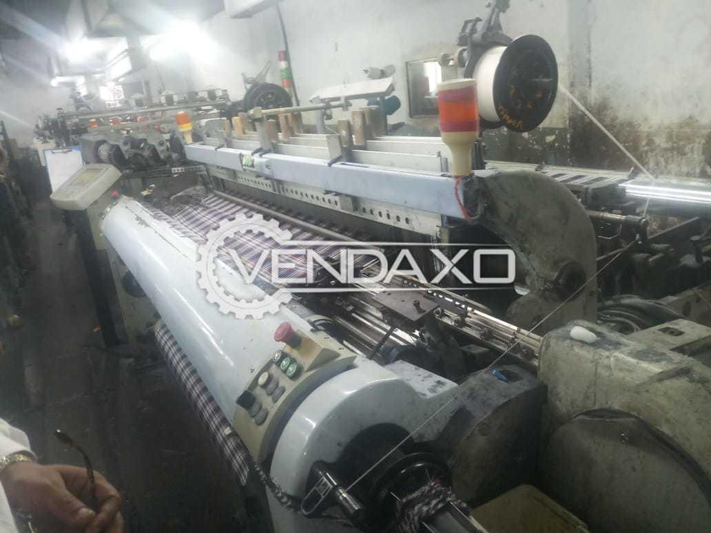 24 Set Of Vamatex Leonardo Silver HS Loom Machine - Width - 190 CM