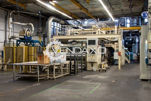 Polymer Machinery Film Line 4 - 1800 kg/hr