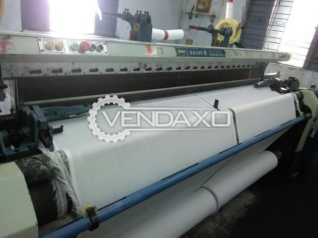 12 Set OF China Make GTM GA-350 Rapier Loom Machine - 230 CM