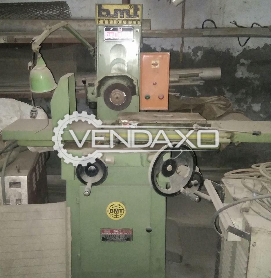 BMT Surface Grinder Machine