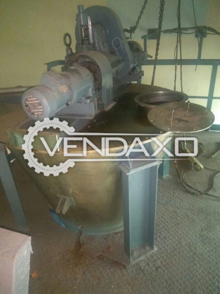 Gansons Make Nauta Mixer - 600 Liter