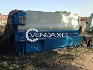Indian Make Shearing Machine - Length : 3000 mm