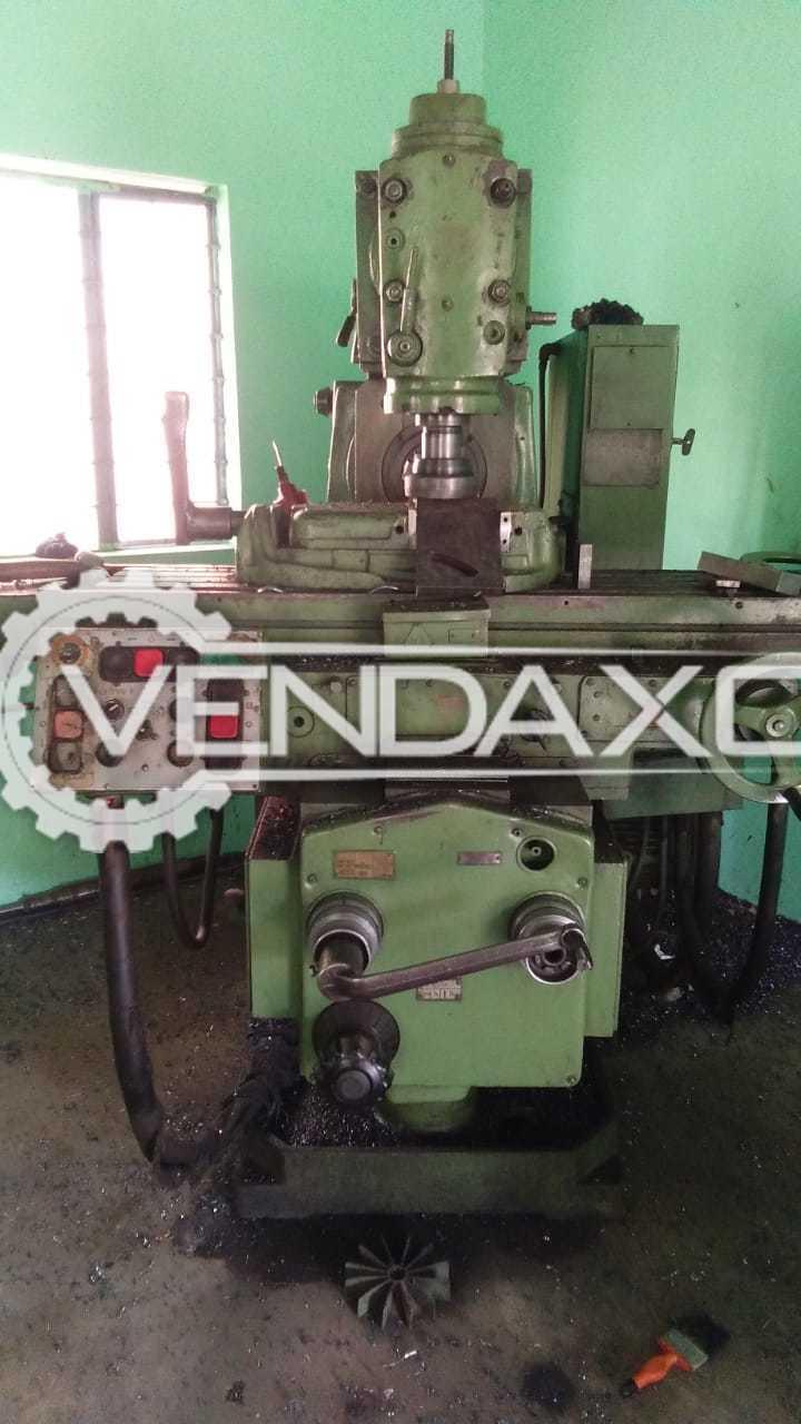Russian Make Milling Machine - Model No.2
