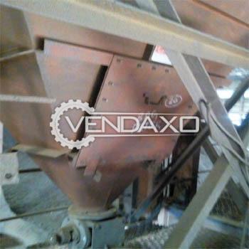 Bag filters - Model ExI-16-150 (De-dusting of various transfer points)