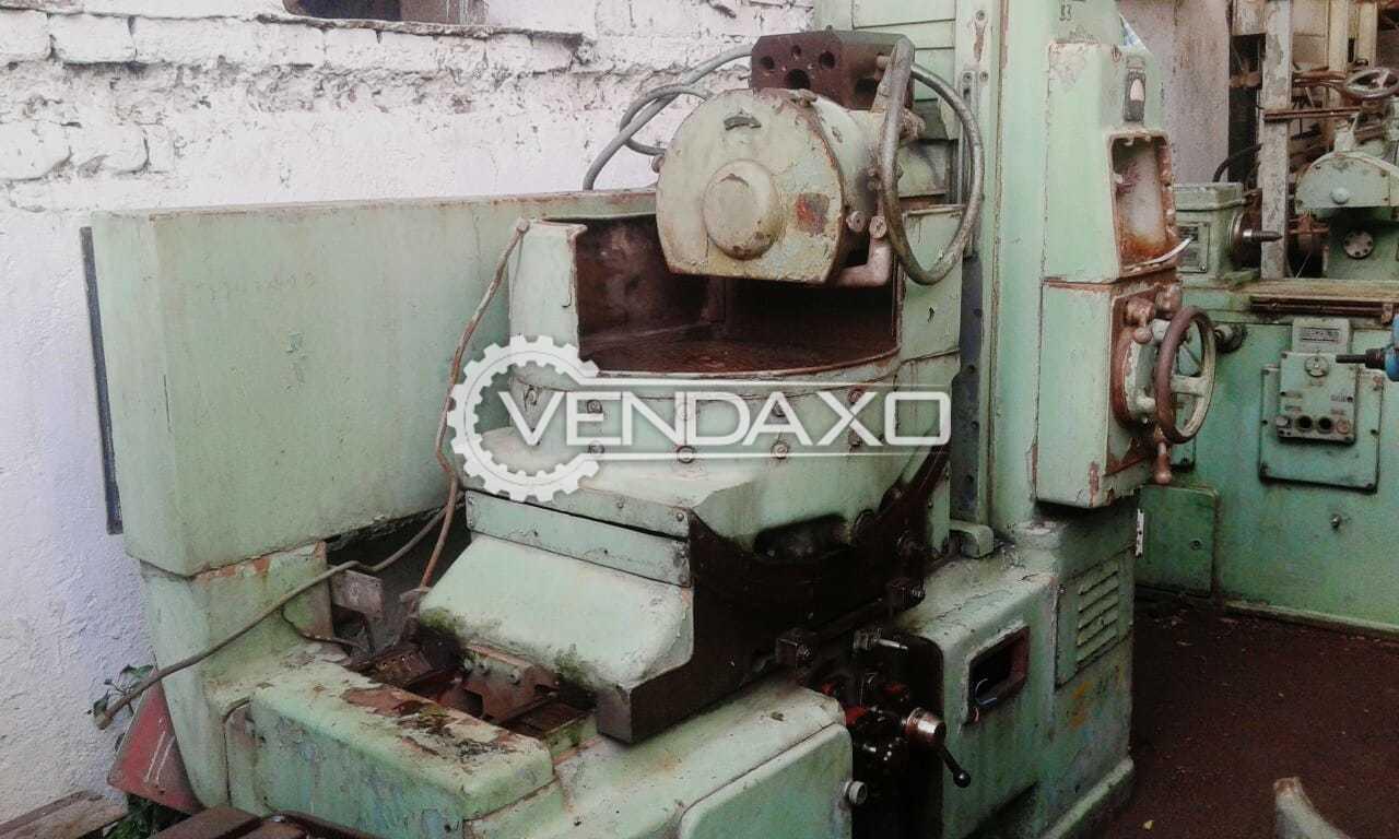 Russian Make Rotary Surface Grinding Machine - 400 mm