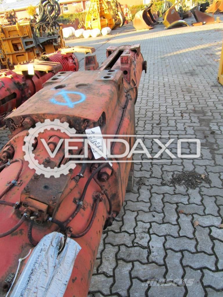 Delmag Diesel Pile Hammer D55