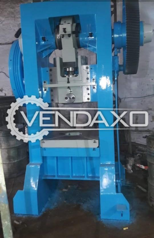Indian Make H Type Piller Press Machine - 100 Ton