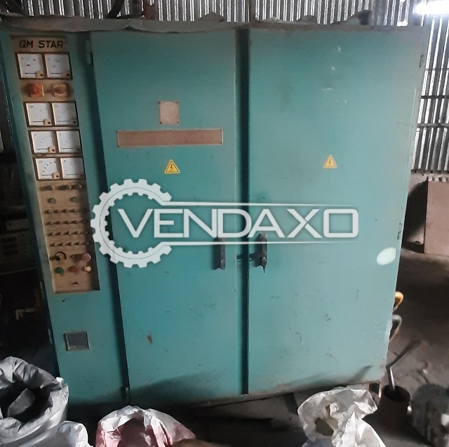 Available For Sale Induction Furnaces - 150 Kg