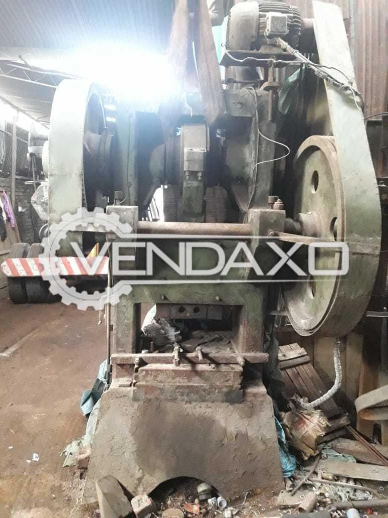 Indian Make Piller Press Machine - 100 Ton