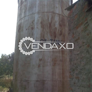 LDO Tank (Oil tank )
