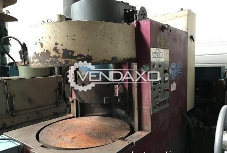 Microrex Make Rotary Grinding Machine - Capacity : 1000 mm