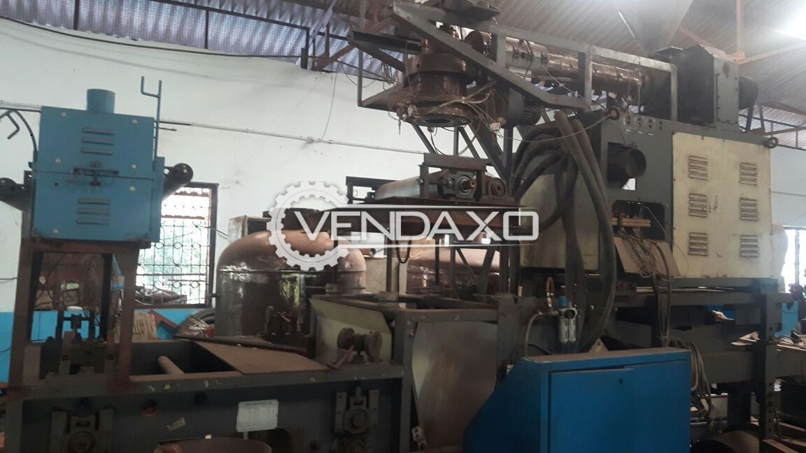 PP film Extrusion machine
