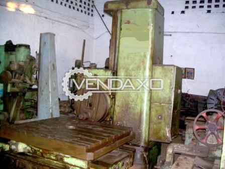 TOS H100 Horizontal Table Type Boring Machine - Rotary Table Size : 1250mm x 1200mm