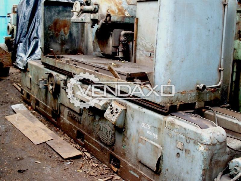 Thompson Make Horizontal Surface Grinding Machine - Table Size : 2000mm x 600mm