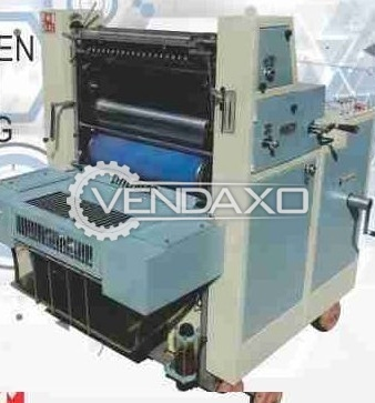 Littleberg NW-22 Non Woven Bag Printing Machine - 16 X 22 inch