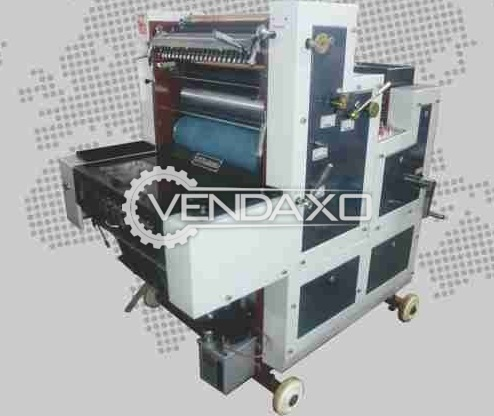 "Available For Sale NW-1621 Bag Printing Machine - 16"" X 21"""