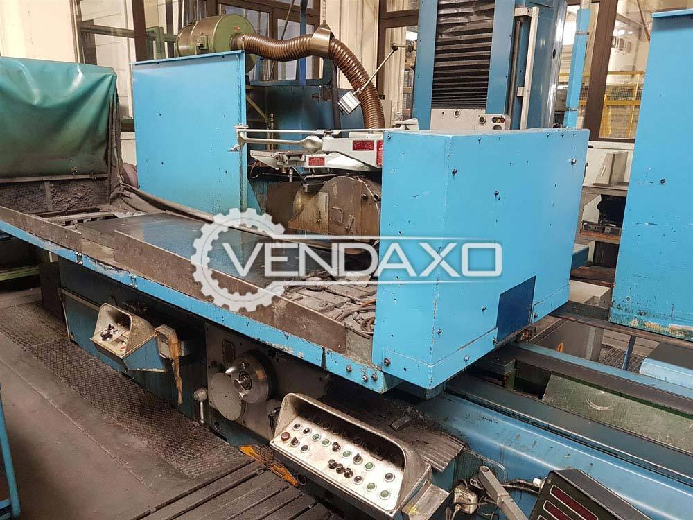 ELB Make Surface & Profile Grinding Machine - Magnet Table Size : 2000 x 700 mm
