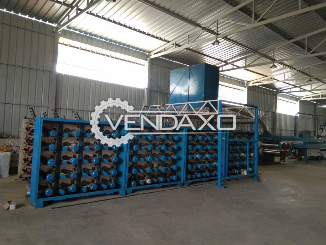 Windsor Make 11 Set GCL6S & 1 Set LSL6S Loom Machine - 200 kg/hour