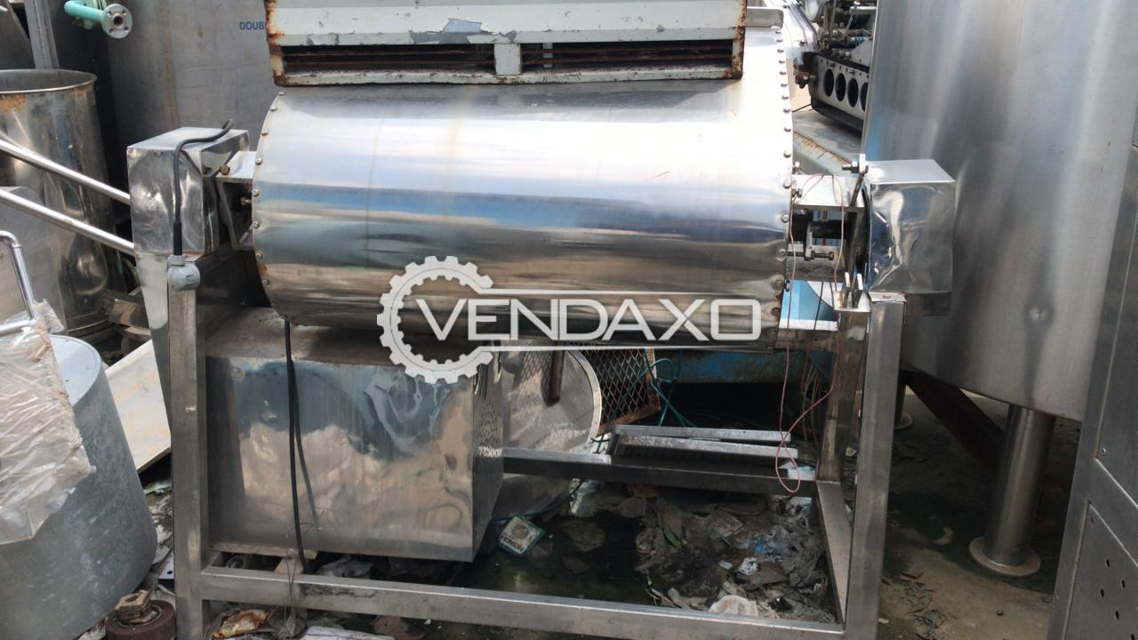 Indian Make GMP Ribbon Blender - 120 Kg