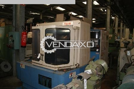 Mazak H400 CNC Horizontal Machining Center-HMC - Pallet Size : 400 x 400 mm