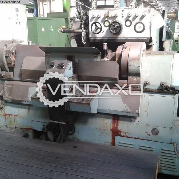 TOS-Hostivar BKD 50 Crankshaft Grinding Machine - Grinding Wheel Size : 900 x 48 mm