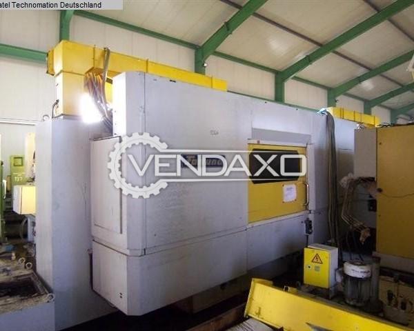 Fortuna Focam Crankshaft Grinding Machine - Workpiece Length : 1000 mm
