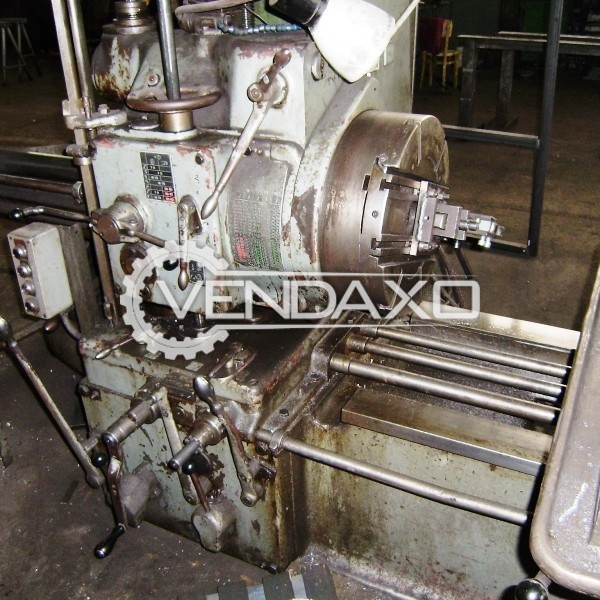 WMW Union BFT 63 Table Type Boring Machine - Table Size : 1040 x 850 mm