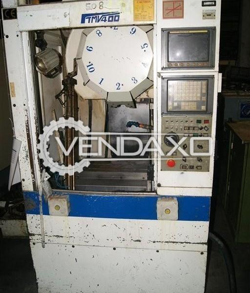 Topper TMV400 CNC Vertical Machining Center-VMC - Table Size - 500 x 320 mm