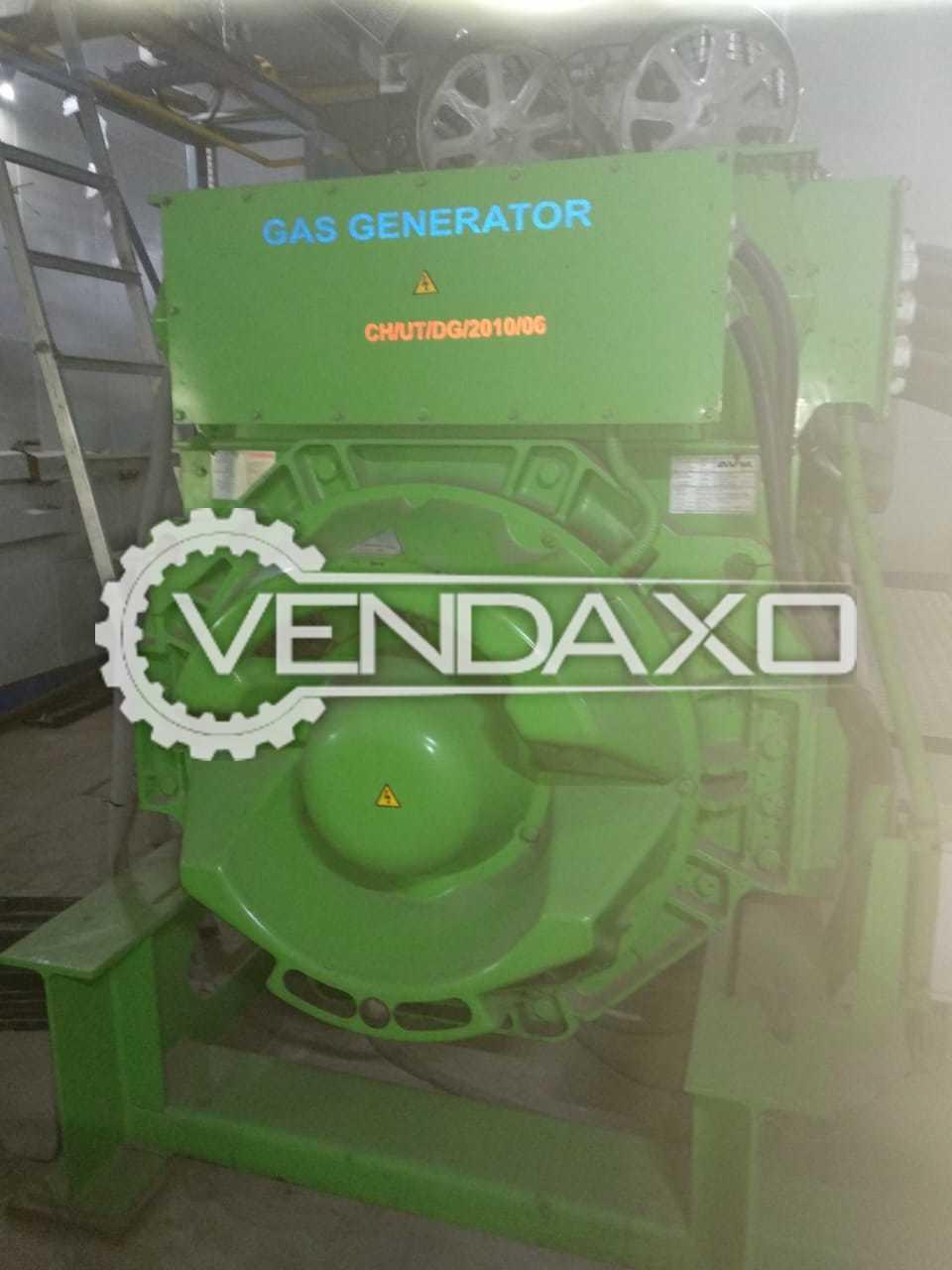 Jenbacher J 612 GS- F111 Gas Generator - 2800 kVA