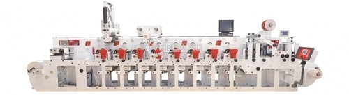 Blue Print Line E1 Label Printing Machine - Unwind - 1000 mm