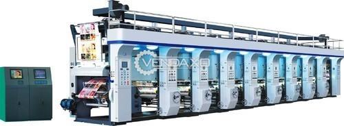 RotoGravure Printing Machine - 50 to 100 m/min, 10 Color