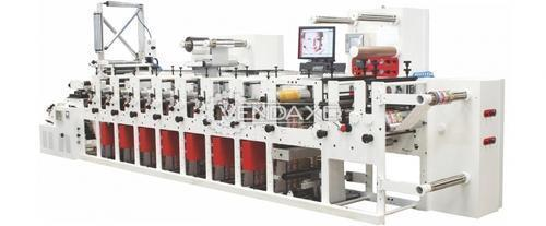 Blue Print Line EX Label Printing Machine - Unwind - 1000 mm
