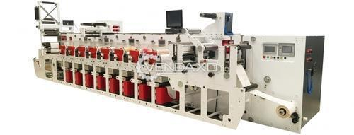 Blue Print Line E2 Label Printing Machine - 150 m/min