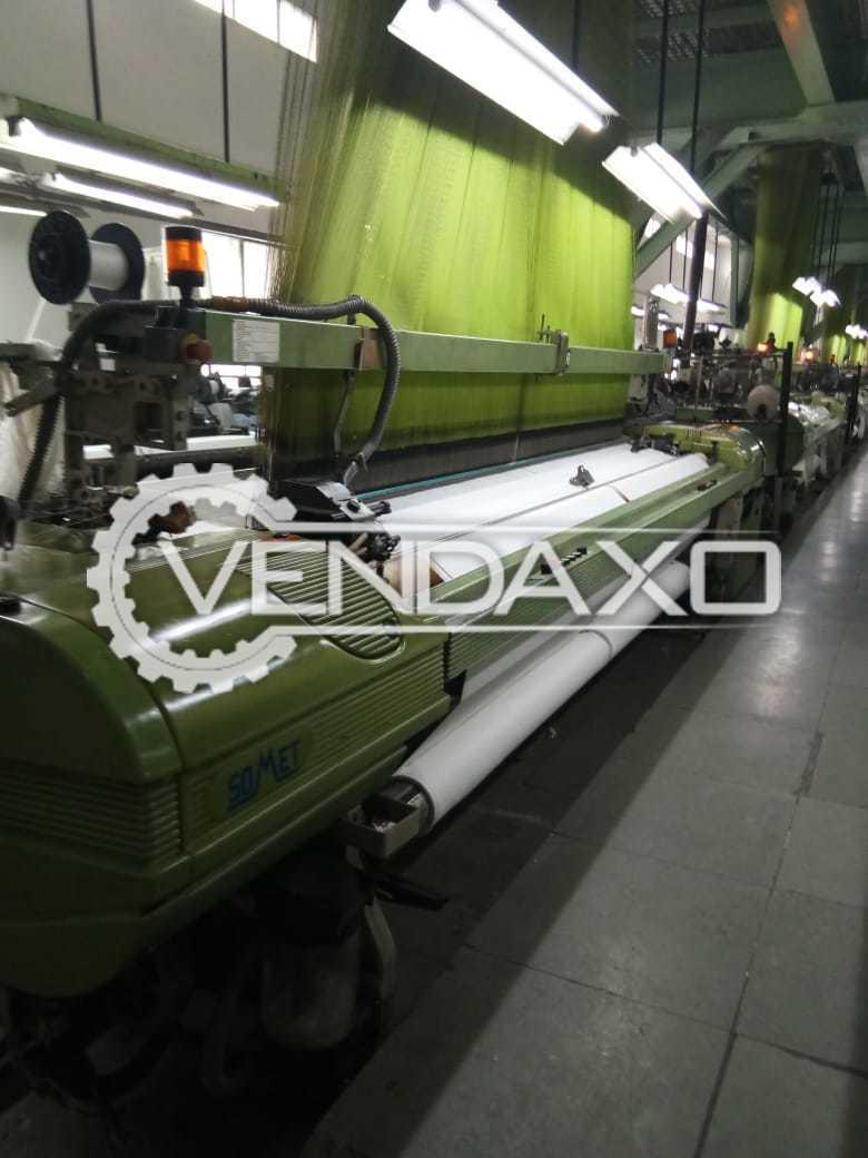 Somet Super Excel Loom Machine - Width - 320 CM