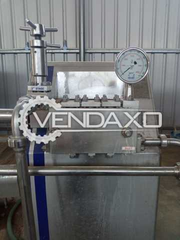 Available For Sale V Smart Make Dairy Milk Machinery Plant - 2018 Model