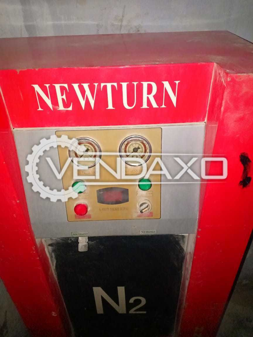 Available For Sale Nitrogen Generator for Tyre Inflation - 2015 Model