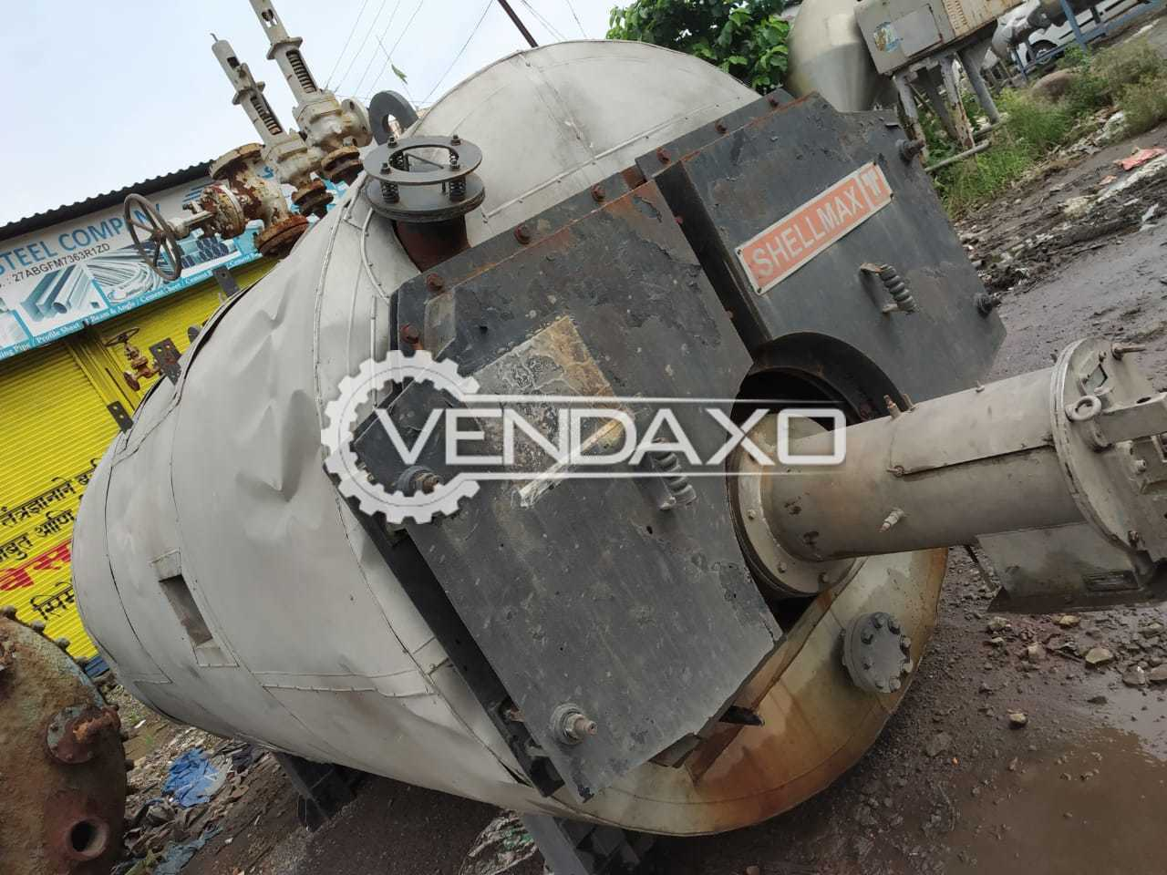 Thermax Steam Boiler - 2 Ton