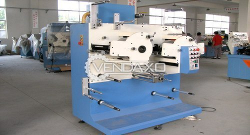 Flexographic Rotary Label Printing Press - Automatic