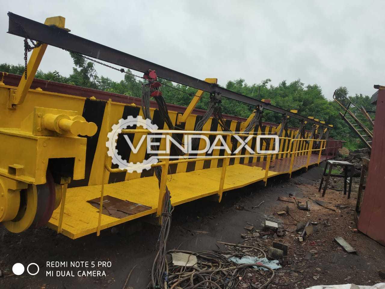Asian Make Crane - 60 Ton