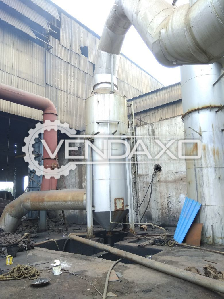 Available For Sale Induction Furnaces - 25 MT